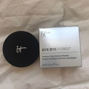 NIB IT COSMETICS Bye Bye Pores™ Poreless Powder